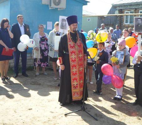 День Победы в селе Туркуши Ардатовского района
