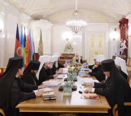 Священный Синод утвердил документ «Концепция деятельности епархиального миссионерского отдела»