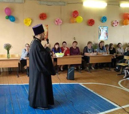 День учителя в Туркушах